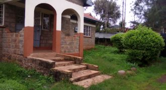 3 bedroom bungalow located in Kibiko area, Ngong