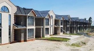 4 Bedroom Mansionette with SQ For Sale ,Syokimau Nairobi