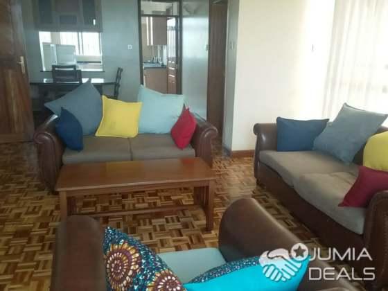 3 Bedroom apartment with SQ along Riara Road,Nairobi.