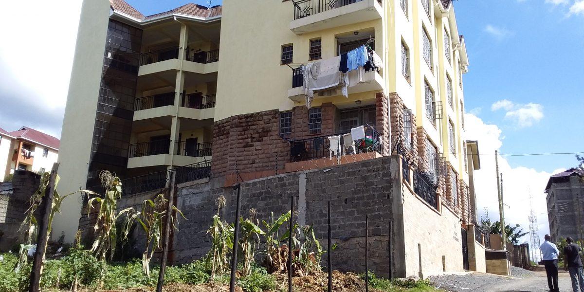 2 Bedroomed Apartment in Joyland, Ruaka Town