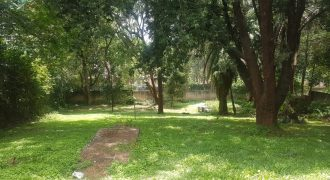 1.37 Acre Plot for Sale Off Riara Road