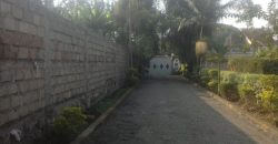 ½ an acre for sale at the Eastern Bypass